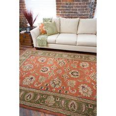 Hand-tufted Apennines Wool Rug (10' x 14')