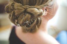 Wedding Hairdo 101 - hairstyle-hair-wedding-bride