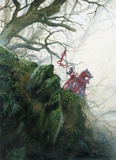 The Quest For The Holy Grail - Didier Graffet