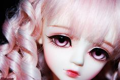 #BJD beautiful girly face *-*