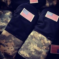 """All BombTech Golf had to say about its patriotic headcovers was """"Boom!"""""""