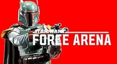 Star Wars Force Arena: Game Update 7/6/2017