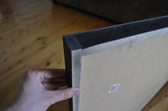 Mounting large engineer prints from Staples--after spraying adhesive on a piece of thin MDF, add pieces of wood around the print to make it look like a thick piece of wood. Classroom Art Projects, Art Classroom, Diy Wall Art, Home Wall Art, Staples Engineer Prints, Subway Art, Photo Canvas, Box Art, Projects To Try
