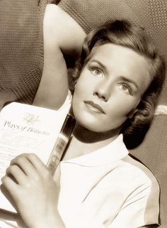 FRANCES FARMER 1913-1970  After a career in films, in 1943 was wrongfully committed by her parents to a series of asylums and public mental hospitals for 7 years. This lead to a false rumor she'd received a lobotomy. With no career left she took odd jobs & looked after her parents. Come & Get it '36, South of Pago Pago '40, Badlands of Dakota '41, Among the Living '41, Son of Fury '42. See Jessica Lang in the brilliant bio-film 'Frances' (please follow minkshmink on pinterest) #francesfarmer