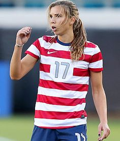 Tobin Heath is a key playmaker for the USWNT. Read the great article on how her attitude on and off the field fuels her as a playmaker and competitor.
