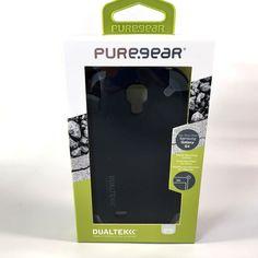 PUREGEAR DUALTEK CASE MATTE BLACK COVER FOR SAMSUNG GALAXY S4 60164PG #PureGear Black Cover, Samsung Galaxy S4, Matte Black, Cases, Pure Products, Ebay
