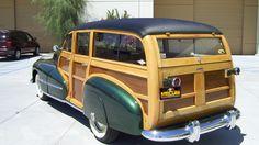1948 Oldsmobile 66 Series Woodie Wagon - 7