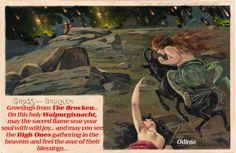 Wishing you a glorious Walpurgisnacht! #walpurgisnact #Walpurgis #Beltane Beltane Walpurgis walpurgisnacht #mayeve mayeve #odinism #odinist #odinia