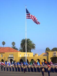 MCRD San Diego, Ca. Graduation Day.