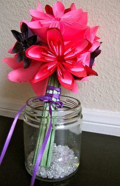 Please join my blog. I want to share with all of you this very creative endeavor I am taking on and all your support is so appreciated. Just remember.... you can order paper flowers for any occasion because they will stand the test of time and they are memories that will last a life time.