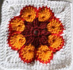 Die 122 Besten Bilder Von Häkeln Grannysquares Mandalas Crochet