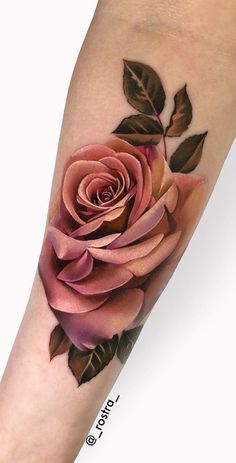 Feed your ink addiction with 50 of the most beautiful rose tattoo designs for men . - Feed your ink addiction with 50 of the most beautiful rose tattoo designs for men and women – stu - Mom Tattoos, Friend Tattoos, Cute Tattoos, Body Art Tattoos, Tattoos For Guys, Rose Tattoos For Women, Tattoo Designs For Women, Tattoo Women, Pretty Tattoos