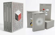 This week, we caught our first peek at the beautiful American paperback edition of Haruki Murakami's 1Q84, arranged as a mini box set and designed by John Gall (the guy behind pretty much all…