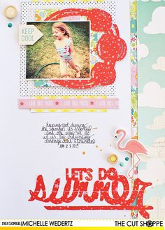Layout: Let's Do Summer