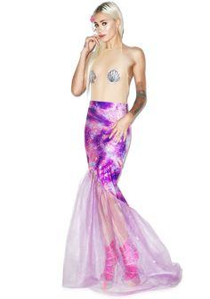 Lil' Mermaid Bae Dress | Dolls Kill