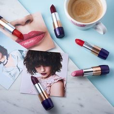 We're releasing 5 new shades of The ONE 5-in-1 Colour Stylist Lipstick. Perfect for spring! #Oriflame #TheONE #