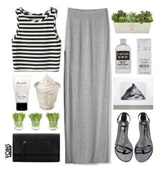 y o i n s by credendovides on Polyvore featuring Victoria's Secret, philosophy and NDI