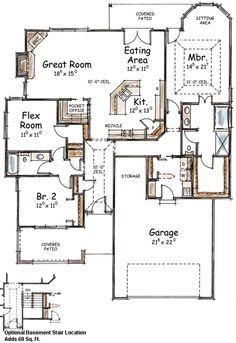 - 40541DB | European, Southern, Narrow Lot, Photo Gallery, 1st Floor Master Suite, CAD Available, Den-Office-Library-Study, MBR Sitting Area, PDF, Split Bedrooms | Architectural Designs