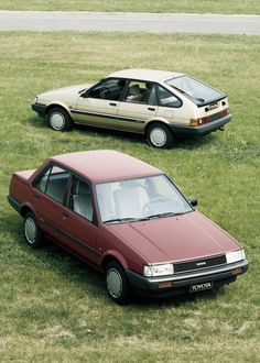 1983-1987 Toyota Corolla