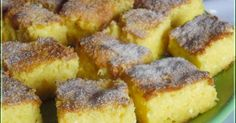 Healthy Sweets, Healthy Recipes, Cake Recipes, Dessert Recipes, Bread Dough Recipe, Hungarian Recipes, Hungarian Food, Sweet Cookies, Almond Cakes