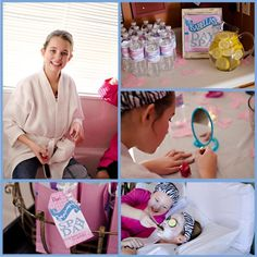 Spa Party: Isabella's Day Spa - Mimi's Dollhouse