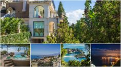 The irresistible charm of this Italian villa will surprise even the most demanding. Equipped with a panoramic 180° of the Greek Theatre, the Mediterranean Sea and Mount Etna, this magnificent property is a rarity for Taormina.