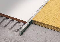 Tile edge trim in aluminum