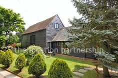 A great modern barn conversion with large open plan kitchen diner and double garage.