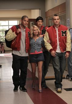 april rhodes (glee) - get it girl