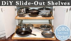 After seeing what this husband and wife did, you might never organize your kitchen stuff the same way again!