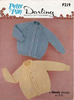 Hey, I found this really awesome Etsy listing at https://www.etsy.com/listing/204806770/baby-knitting-pattern-baby-cardigan
