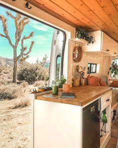 Van Conversion Kitchen, Van Conversion Interior, Camper Van Conversion Diy, Bus Life, Camper Life, Rv Campers, Bus Living, Tiny Living, Bus House