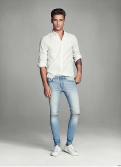 81f7bbf9e7f28 288 Best Skinny jeans for men images in 2019