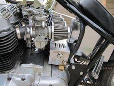 Honda CB750 SOHC Amen Savior chopper (kill switch, ignition and lock)