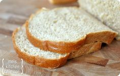 Whole Wheat Loaf Bread