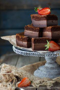 Kanela y Limón: Pastel inteligente de café, chocolate y Baileys