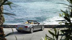 Bentley Motors Website : Models : Continental GTC