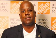 Gregory Moore of SIAC discusses The Home Depot's 'Retool Your School' initiative with 'rolling out'