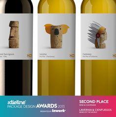 Resultado de imagen de packaging design wine spanish