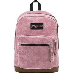 f5a459d061a1  PinkFashion Pink Jansport Backpack