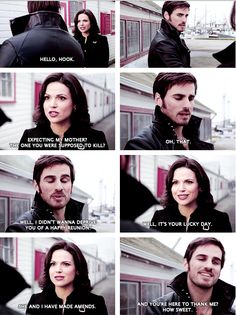 Call me crazy, but I ship them.. Than again, it's easy to ship Regina with anyone on the show