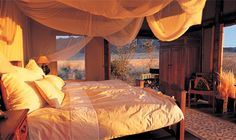 Safari in Luxury    Wolwedans Private Camp, NamibRand Nature Reserve, Namibia