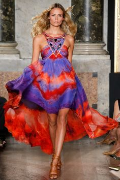 Milan Fashion Week Day 4 Emilio Pucci Spring/Summer 2015  Ready to wear  20 September 2014