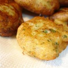 Jamaican Saltfish Fritters - super easy to make and so yummy!