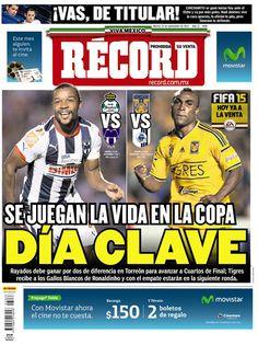 Monterrey - 23 septiembre del 2014  RÉCORD