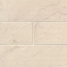 4+in.+x+12+in.+Crema+Marfil+Marble+Brick+Pattern+Polished+Tile+-+4+in.+x+12+in.+Crema+Marfil+Marble+Brick+Pattern+Polished+Tileis+a+great+way+to+enhance+your+decor.+This+Polished+Mosaic+Tile+is+constructed+from+durable,+impervious,+translucent,+Marblematerial,+comes+in+a+smooth,+high-sheen+finish+and+is+suitable+for+installation+as+bathroom+backsplash,+kitchen+backsplash+in+commercial+and+residential+spaces.+This+beautiful+Marbletile+features+a+random+variation+in+tone+to+help+
