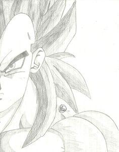 Dibujos a lapiz de Dragon Ball Z. - Taringa!