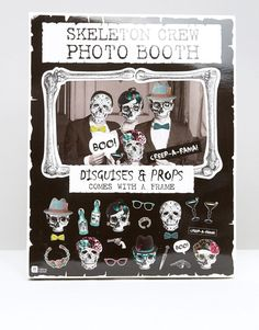 Talking Tables | Talking Tables Halloween Photo Booth Props