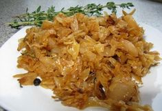 Diétás párolt káposzta, finom étel a nagyi receptje szerint! - Egyszerű Gyors Receptek Rigatoni, Grains, Rice, Recipes, Mai, Kitchens, Bulgur, Recipies, Ripped Recipes