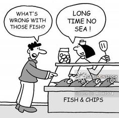Cartoon Fish and Chips - Bing images Funny Cartoons, Funny Comics, Brian Blessed, Cartoon Fish, Bag Display, Flash Gordon, Fish And Chips, See Picture
